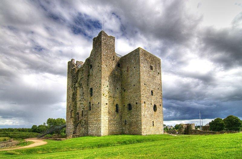 castelos na irlanda